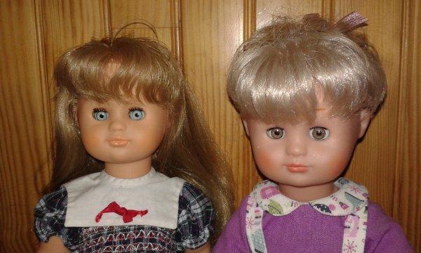 """Mes 2 """"Emilie"""" préférées"""