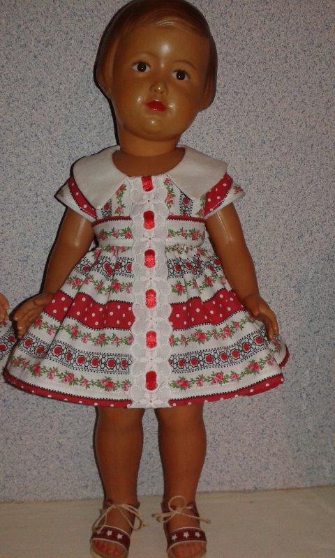 Allez, encore 2 petites robes de Juin 1960