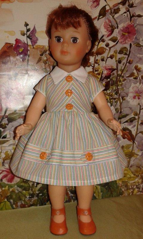 Une nouvelle petite robe de Juin 1957