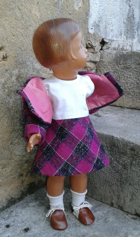 Françoise en Mars 1965, terminé aujourd'hui !