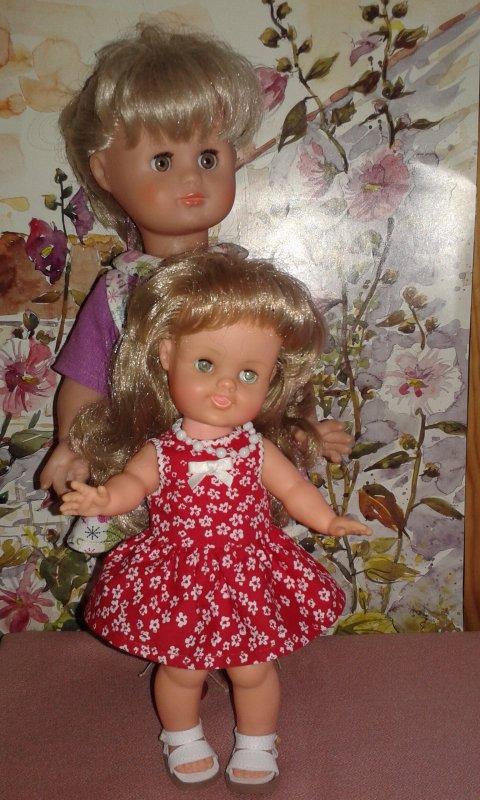 Jolie PRINCESSE DE RAYNAL trouvée chez Emmaüs