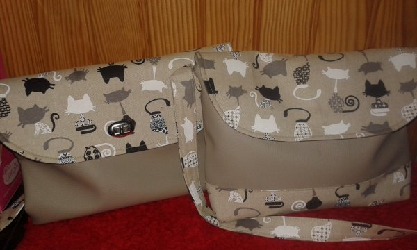Série sacs et porte-monnaie