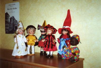 En attendant la prochaine tenue, voici quelques remakes de Carnaval !