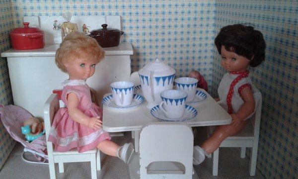 Petit déjeuner des petites s½urs Bella