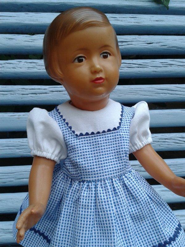 La robe de Françoise s'en est allée ...
