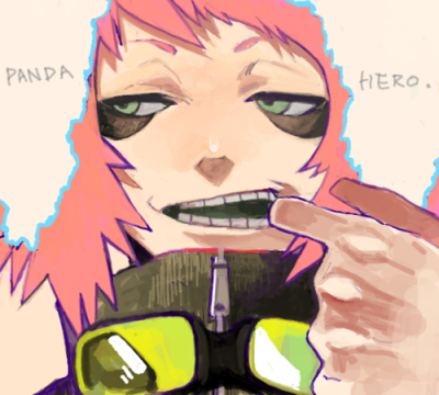 Personnage : Mayura Iyuka