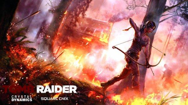 Lara Croft - Tomb Raider 2013 !