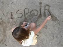 Message d'espoir