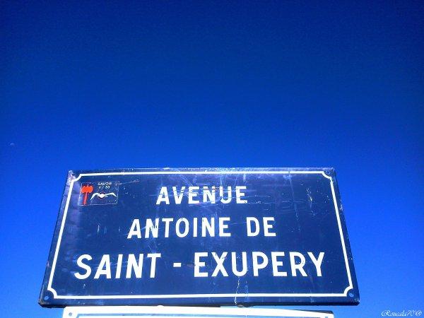 Avenue du ciel !