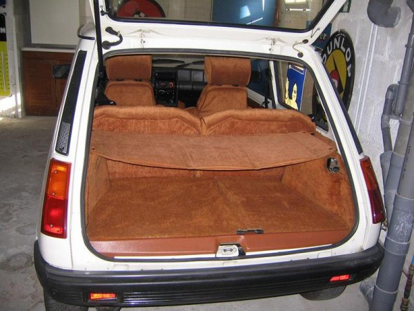 a vendre renault 5 alpine turbo photo 6 renault 5. Black Bedroom Furniture Sets. Home Design Ideas