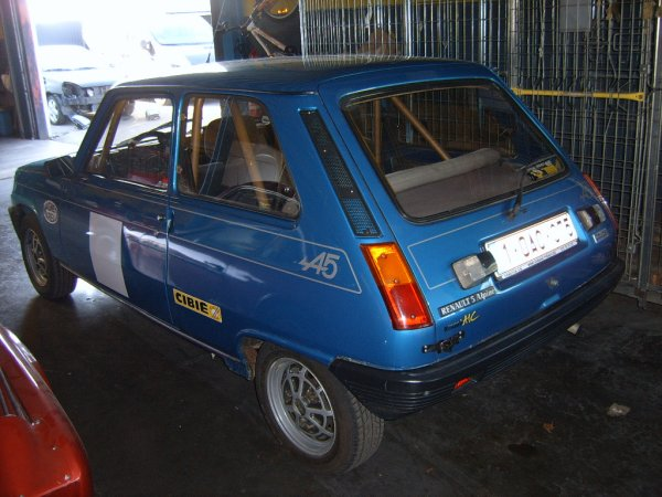 renault 5 alpine coupe photo 38 renault 5 alpine gr2. Black Bedroom Furniture Sets. Home Design Ideas