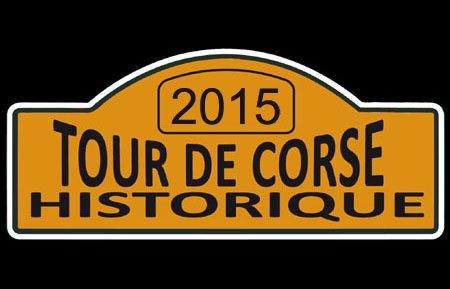 Tour de Corse Historique 2015 - L'affiche + photos
