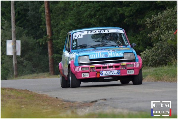 Rallye de Sarrians 2015 - Photos