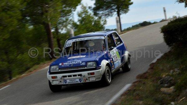 Rallye de Sarrians 2015 - Photos