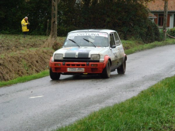 Finale Coupe de France des rallyes VHC 2015 - L'affiche + Photos