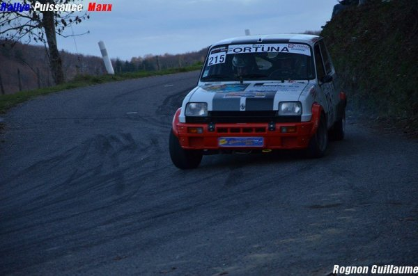 Finale Coupe de France des rallyes VHC 2015 - Photos