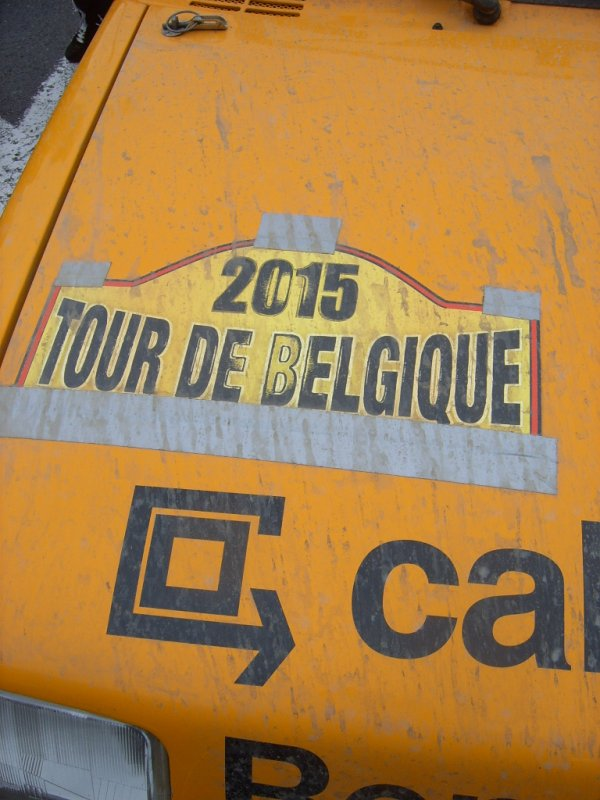 Tour de Belgique 2015 - Photos