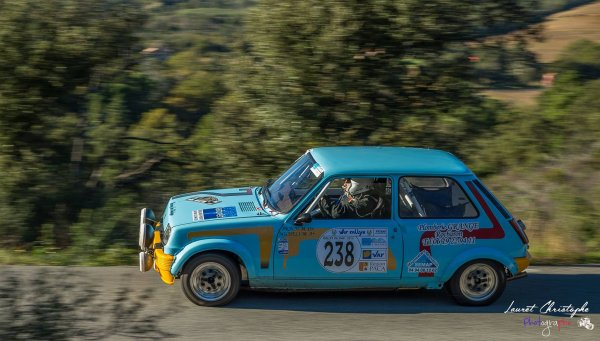 Rallye du Var 2015 - Les photos