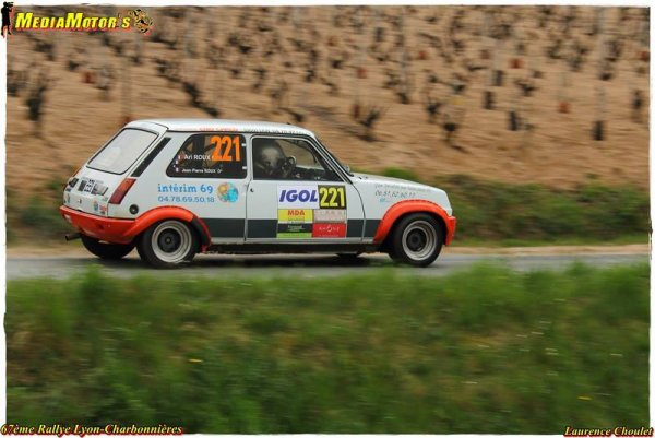 Rallye Lyon-Charbonnières 2015 - Photos