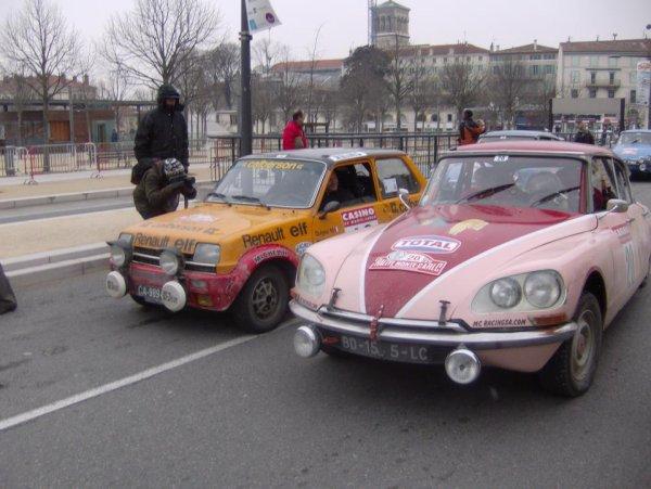 Rallye Monte Carlo Historique 2016 - Photos