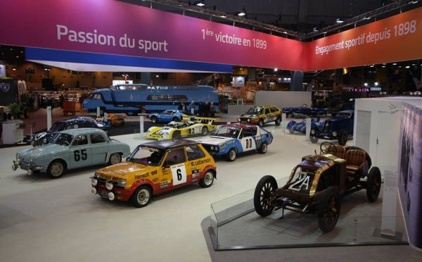 Retromobile 2016 - Affiche + photos