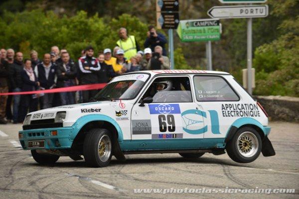 Cap Corse Historic Rally 2016 - Présentation