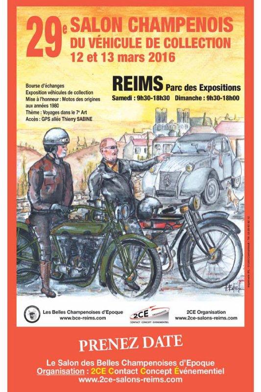 Bourse Reims .................2016 - Maxade