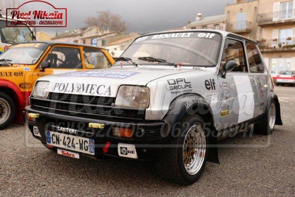 Rallye du Cap Corse 2016 - Photos