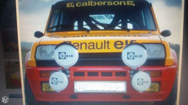 Renault 5  à vendre en Espagne - Photos