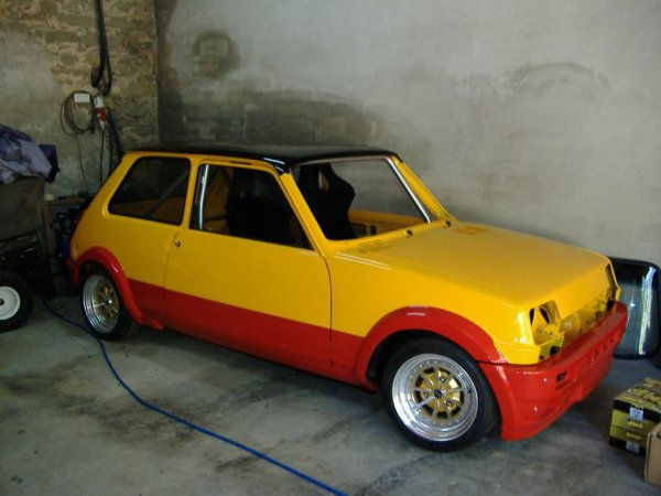 renault 5 vendre en espagne photos renault 5 alpine gr2. Black Bedroom Furniture Sets. Home Design Ideas