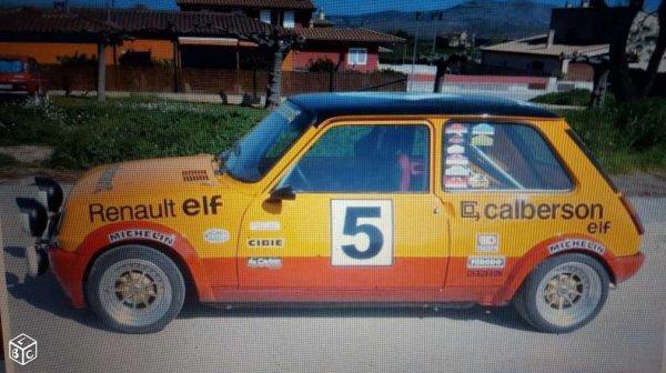 Renault 5  à vendre en Espagne - Photos - Suite