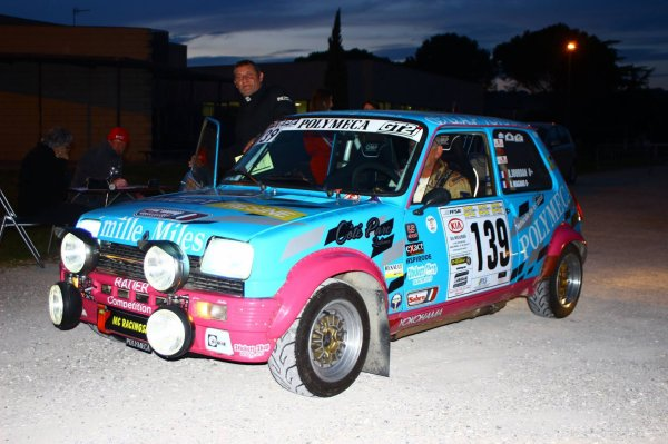 Rallye Vins du Gard 2016 - Photos -