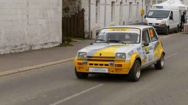 Rallye du Touquet 2016 - Les photos