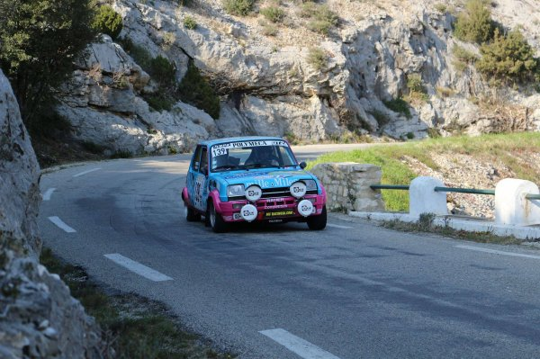 Rallye Vins du Gard 2016 - Photos