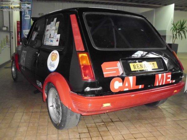 Renault 5 Alpine GR2 à vendre ....
