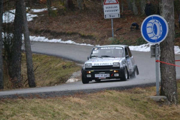 Rallye Grasse Alpin 2016 -  Les photos