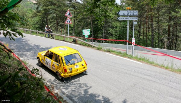 Rallye de la Croisette 2015 - Photos