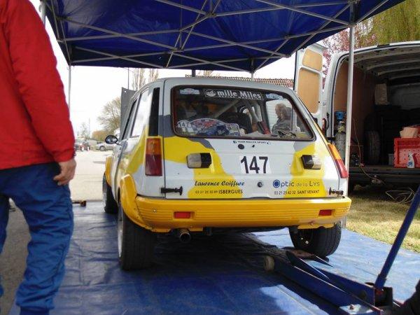 Rallye de la Lys 2016 - Les photos