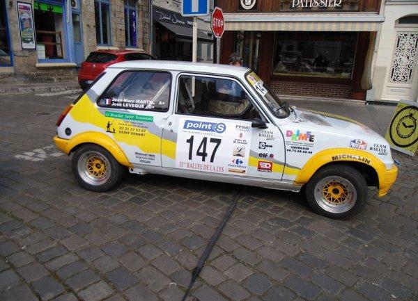 Rallye de la Lys 2016 - Les photos+ Vidéo