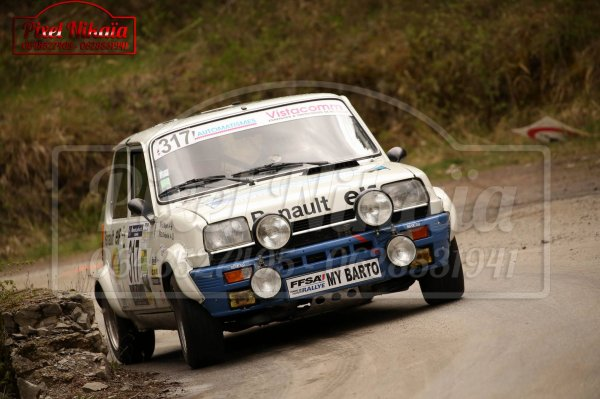 Rallye de l'Escarène 2016 - Photos VHRS