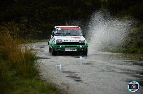Rallye de l'Escarène 2016 - Photos VHC