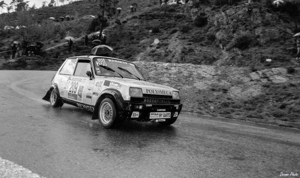 Rallye de l'Escarène 2016 - Photos VHC