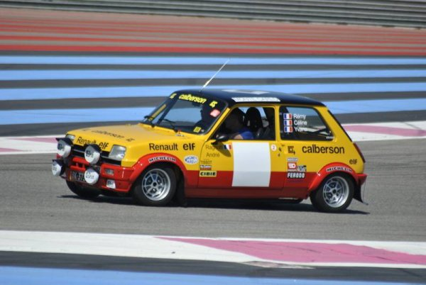 Sortie au Paul Ricard 2016 - Photos