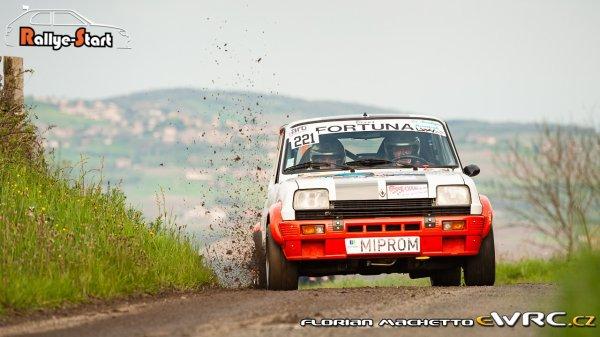 Rallye Lyon Charbonnières 2016 - Vidéos