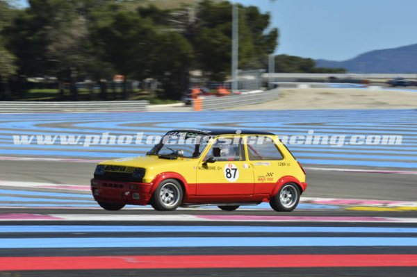 Historic au Castellet 2016 - Photos