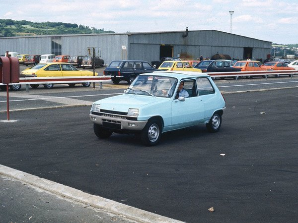 Important - Avis aux propriétaires de Renault 5 GR2