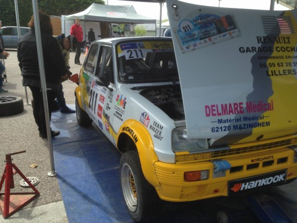 Rallye de Dieppe 2016 - L'affiche et les photos