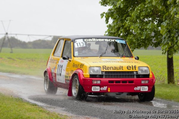 Rallye du Printemps de Bords 2016 - Photos
