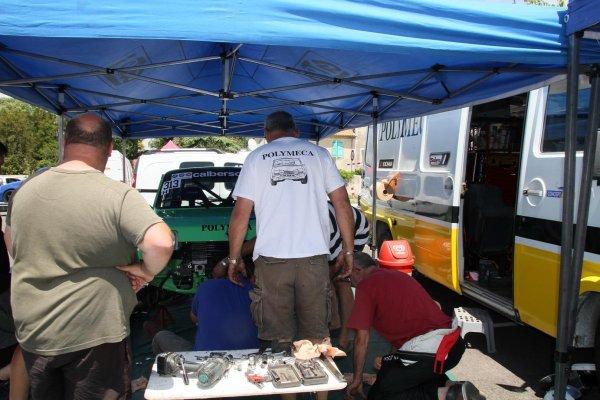 Rallye Drome Provençale 2016 - Photos