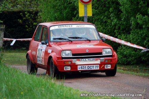 Rallye de Dijon 2010 -  Photos